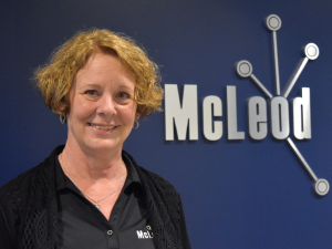 Debbie McLeod, president and co-founder